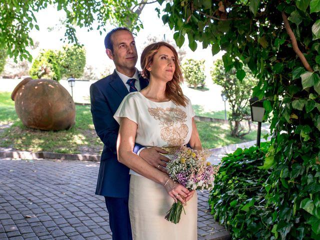 La boda de David y Chus en Rivas-vaciamadrid, Madrid 16