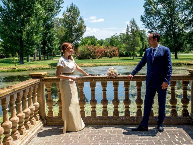 La boda de David y Chus en Rivas-vaciamadrid, Madrid 17