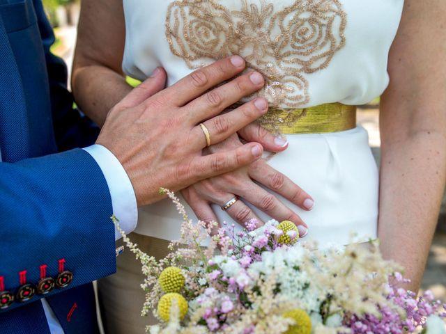 La boda de David y Chus en Rivas-vaciamadrid, Madrid 19