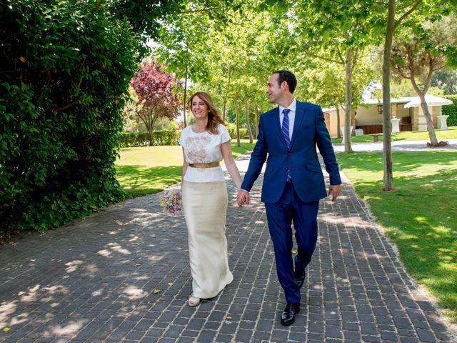 La boda de David y Chus en Rivas-vaciamadrid, Madrid 22