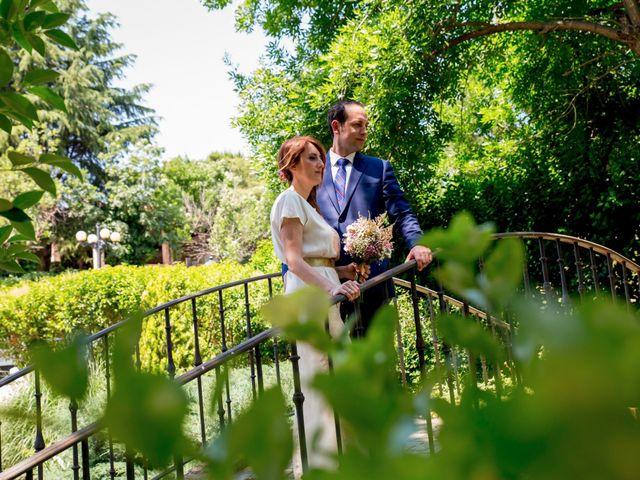 La boda de David y Chus en Rivas-vaciamadrid, Madrid 1