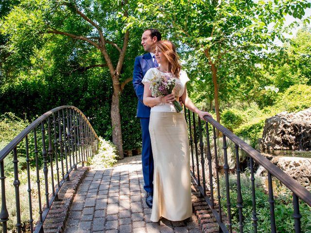 La boda de David y Chus en Rivas-vaciamadrid, Madrid 23