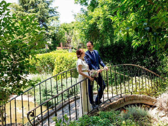 La boda de David y Chus en Rivas-vaciamadrid, Madrid 24