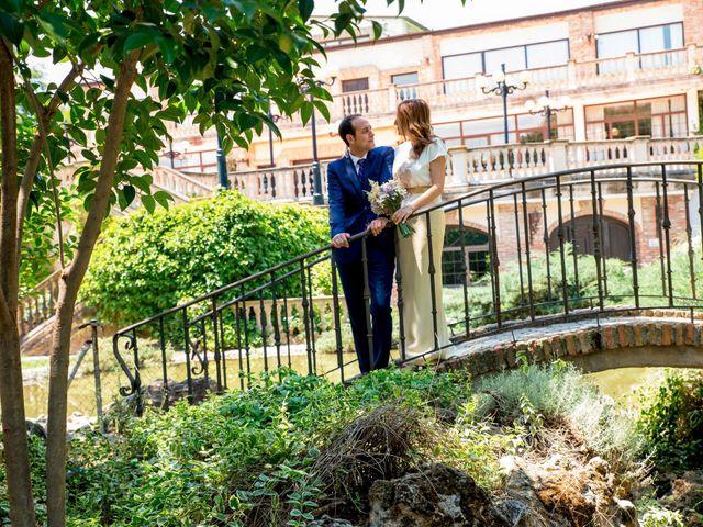La boda de David y Chus en Rivas-vaciamadrid, Madrid 25