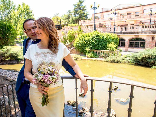 La boda de David y Chus en Rivas-vaciamadrid, Madrid 28