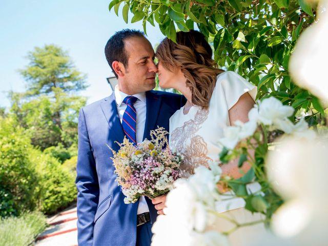 La boda de David y Chus en Rivas-vaciamadrid, Madrid 29