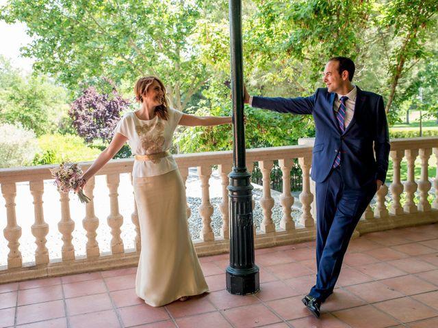 La boda de David y Chus en Rivas-vaciamadrid, Madrid 31
