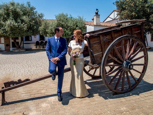 La boda de David y Chus en Rivas-vaciamadrid, Madrid 2