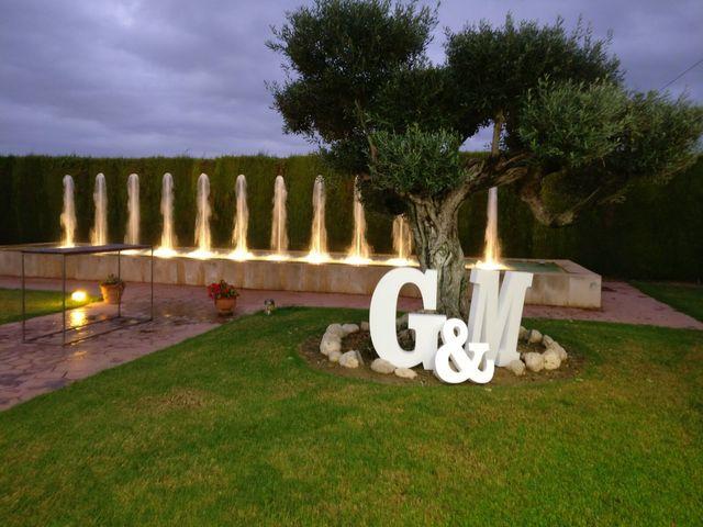 La boda de Marcos y Gema  en L' Alcúdia, Valencia 3