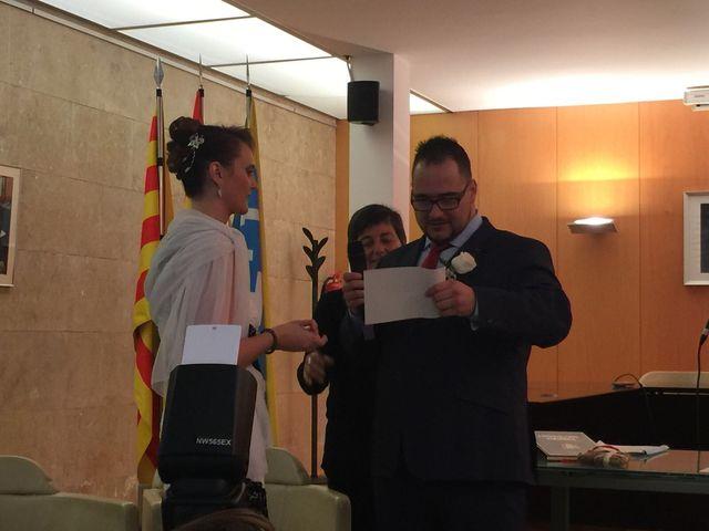 La boda de David  y Angela  en Odena, Barcelona 8