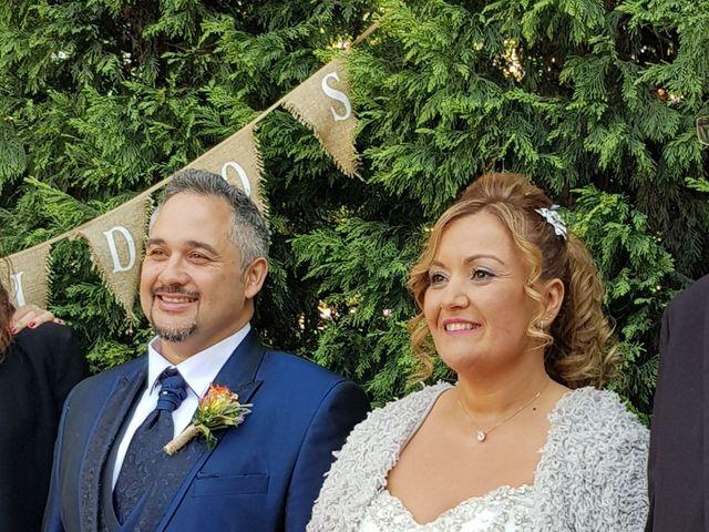 La boda de Cristina y Joaquín en Palau De Plegamans, Barcelona 1