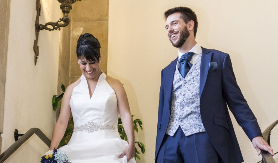 La boda de Iñaki y Tamara en Getxo, Vizcaya