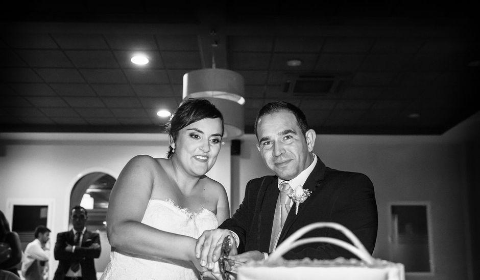 La boda de Marcos y Gema  en L' Alcúdia, Valencia