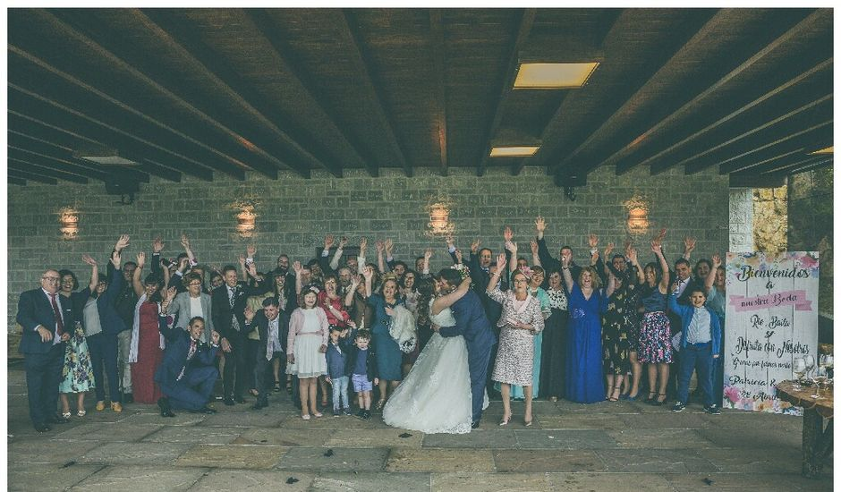 La boda de Pedro y Patricia en Posada De Llanera, Asturias