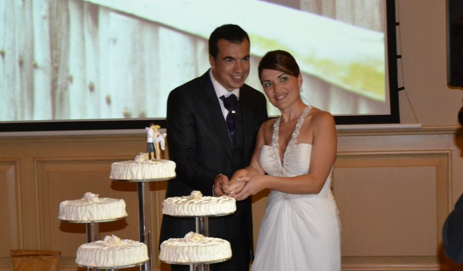 La boda de Noelia y Dámaso en Vecindario, Las Palmas
