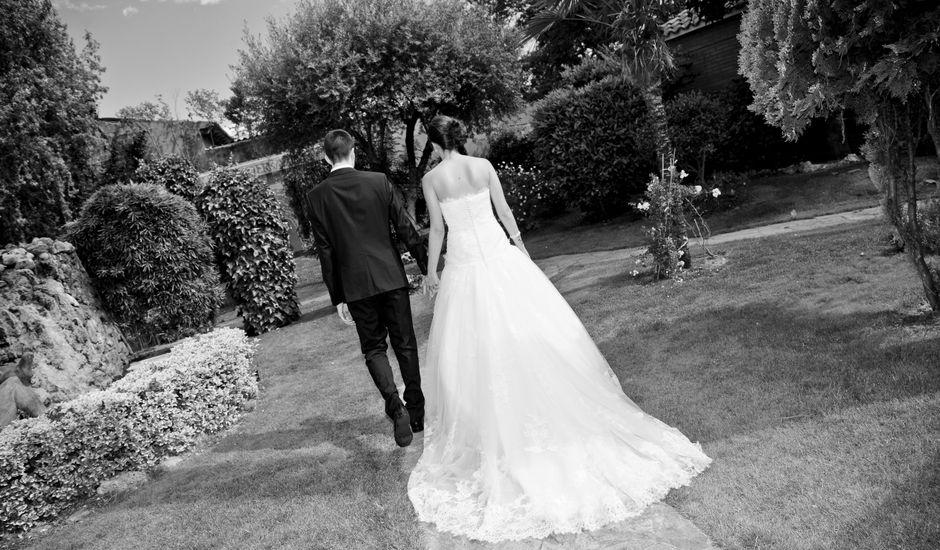 La boda de Cristina y Victor en Sant Fost De Campsentelles, Barcelona