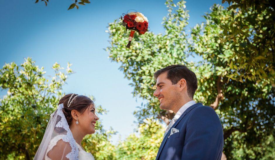 La boda de Pablo y MªÁngeles en Málaga, Málaga