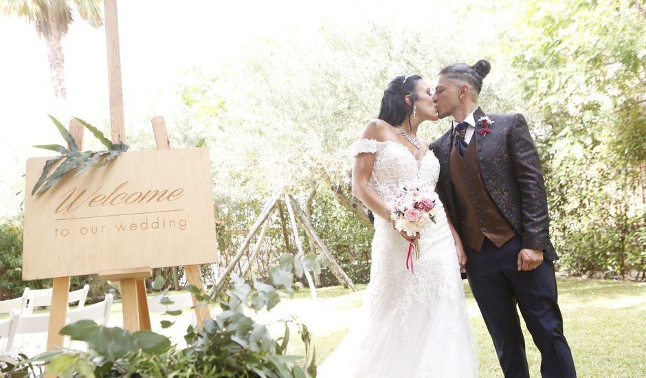 La boda de Darío y Jennifer en La Pineda, Tarragona
