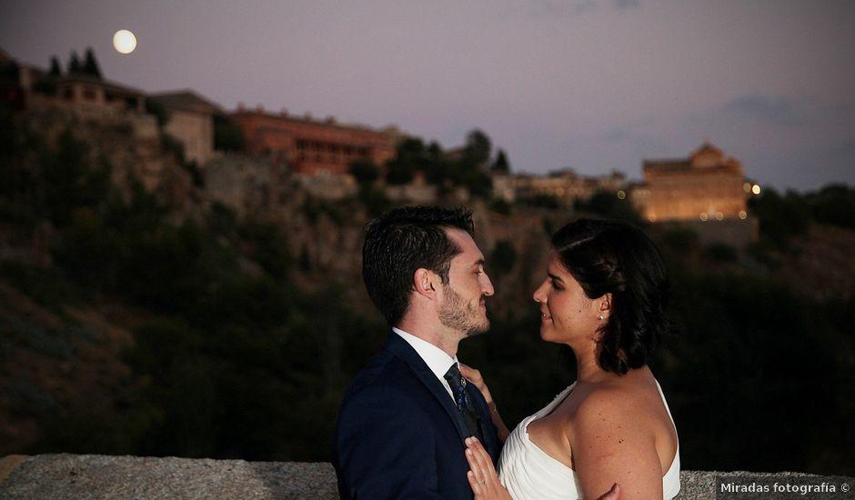 La boda de Ismael y Tatiana en Toledo, Toledo