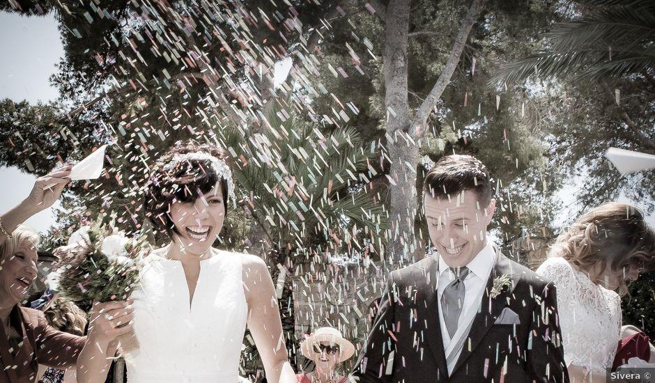 La boda de Oscar y Edda en Xàbia/jávea, Alicante
