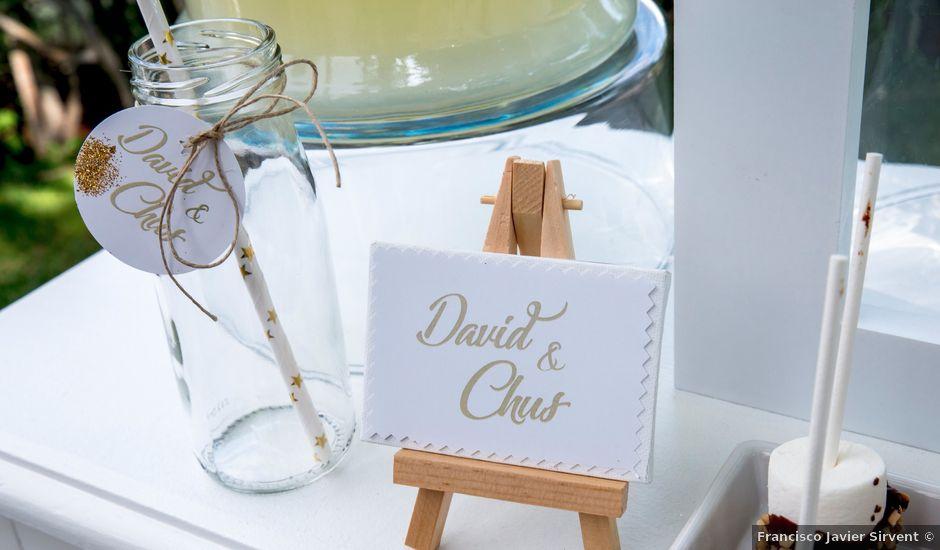 La boda de David y Chus en Rivas-vaciamadrid, Madrid