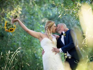 La boda de Noelia y Hegory