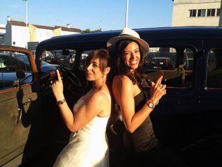 La boda de Angel Lopez Baeza y Raquel Benito Núñez 1