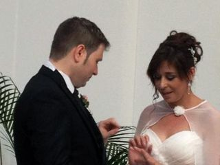 La boda de Angel Lopez Baeza y Raquel Benito Núñez 2