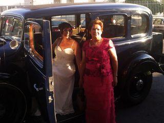 La boda de Angel Lopez Baeza y Raquel Benito Núñez 3