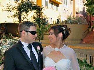 La boda de Angel Lopez Baeza y Raquel Benito Núñez