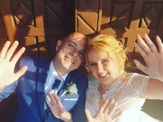 La boda de Raquel  y Txomin