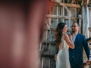 La boda de Mercedes y Carlos