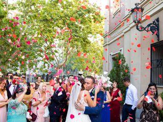 La boda de Marta y Andres