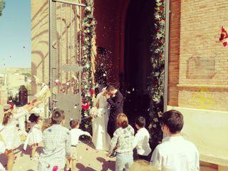 La boda de Sika y Roma