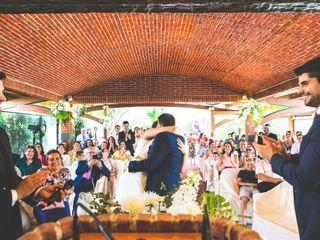 La boda de Monti y Antonio