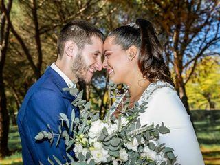 La boda de Martina y Augusto