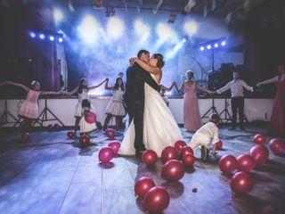 La boda de Mari Ángeles y Abel 1
