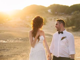 La boda de Verónica  y Israel