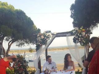 La boda de Verónica  y Israel  3