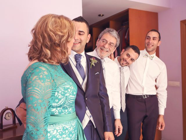 La boda de Iñaki y Bea en Aielo De Malferit, Valencia 3