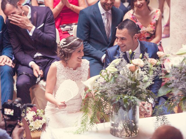 La boda de Iñaki y Bea en Aielo De Malferit, Valencia 9