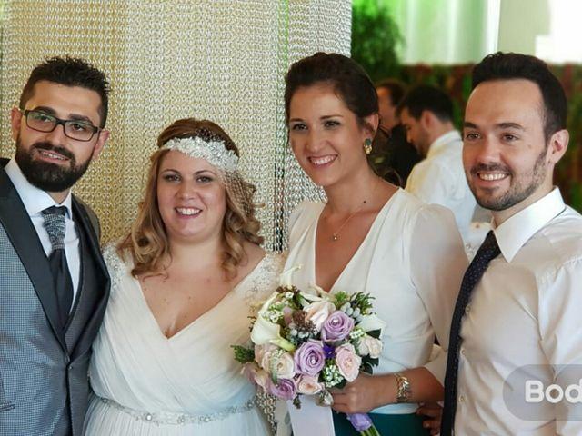 La boda de Javier y Verónica  en Castejon, Navarra 1