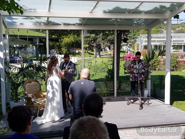 La boda de Javier y Verónica  en Castejon, Navarra 3