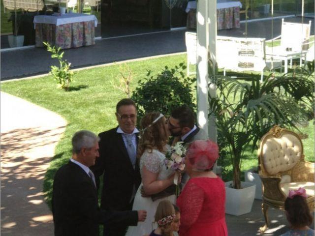La boda de Javier y Verónica  en Castejon, Navarra 5