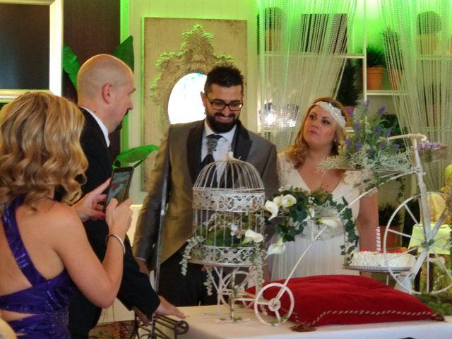 La boda de Javier y Verónica  en Castejon, Navarra 7
