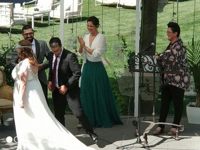 La boda de Javier y Verónica  en Castejon, Navarra 2