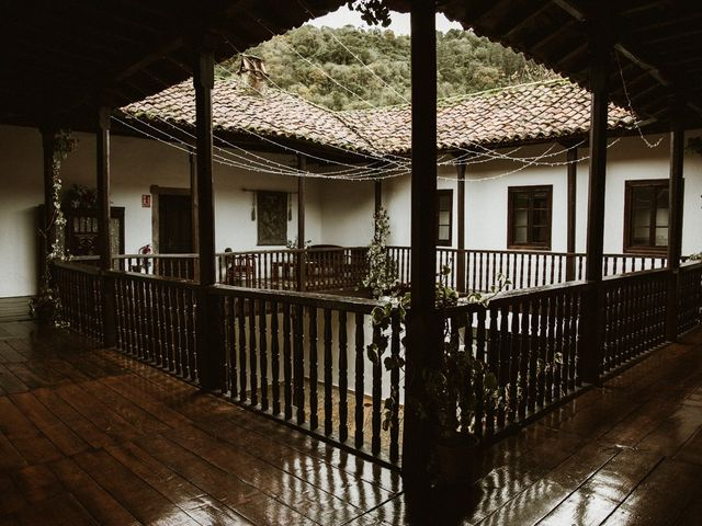 La boda de Javi y Cova en Grado, Asturias 7