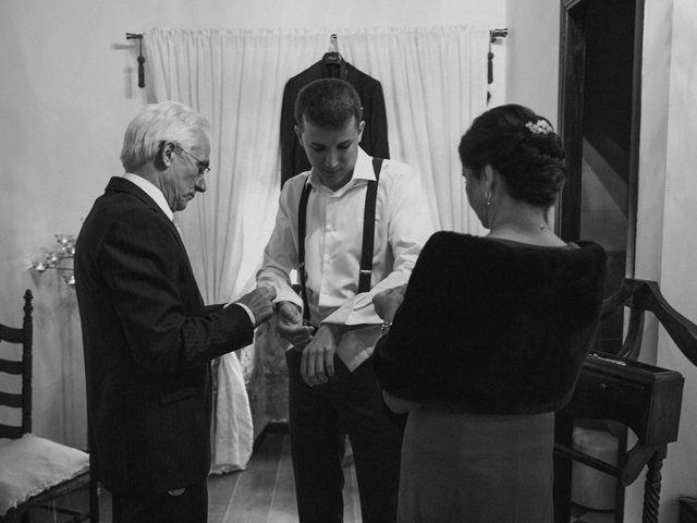 La boda de Javi y Cova en Grado, Asturias 20