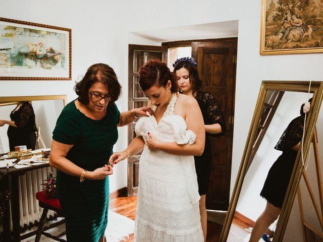 La boda de Javi y Cova en Grado, Asturias 30