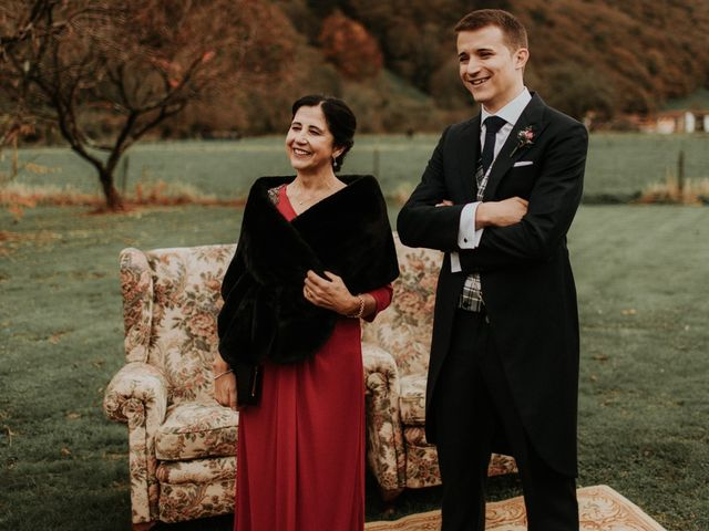 La boda de Javi y Cova en Grado, Asturias 41
